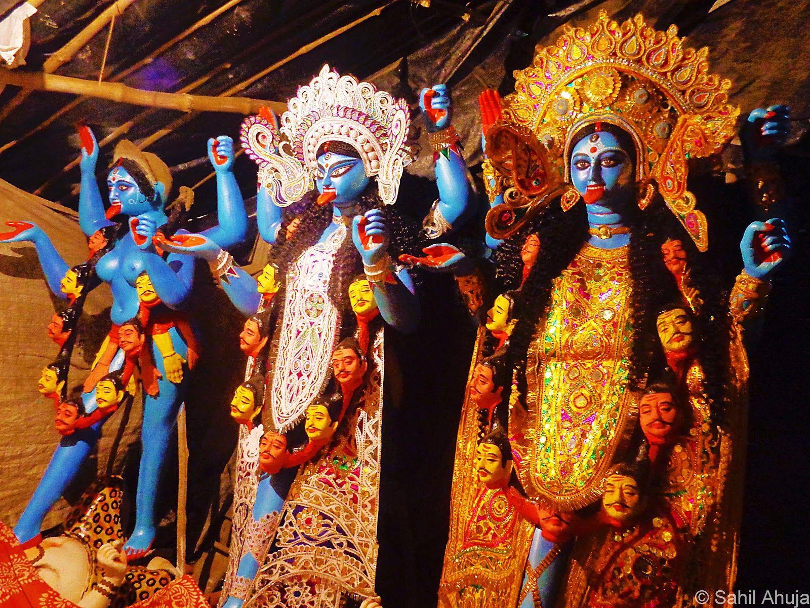 Kali Puja, Durgapur | Kali puja, Kali, Durgapur