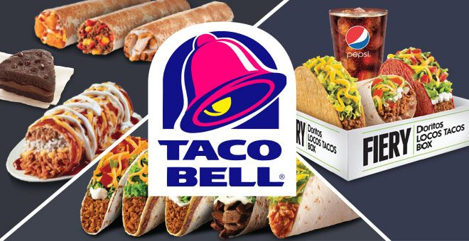 Taco Bell Near Me Find Locations Near Me Taco Bell Strawberry Nutrition Facts Food