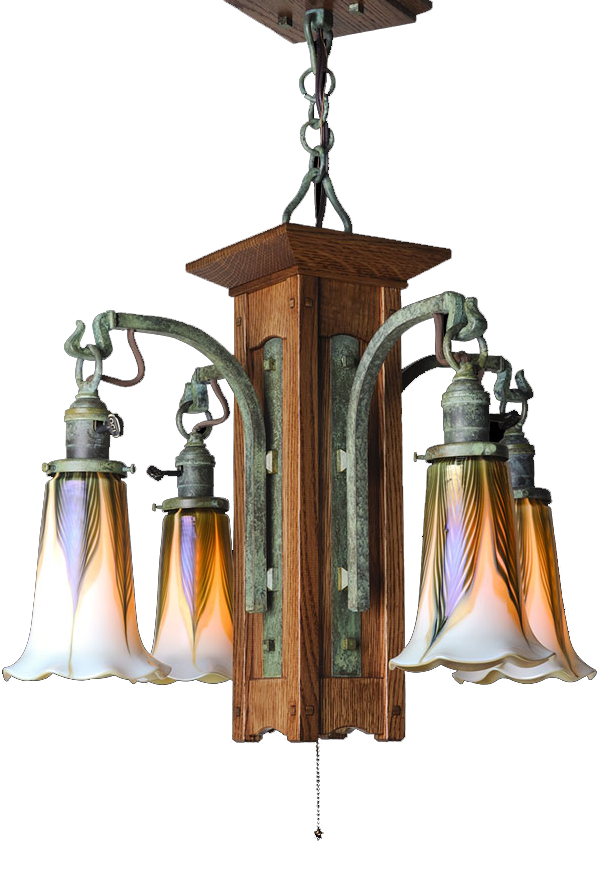 Interior Craftsman Style Lighting Old California Lantern Company