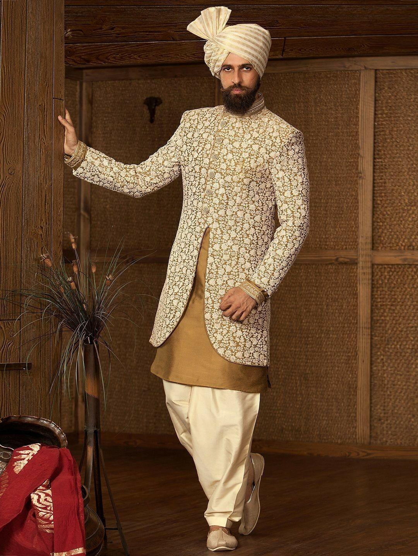 Pin by nailesh on menswear in pinterest sherwani indian