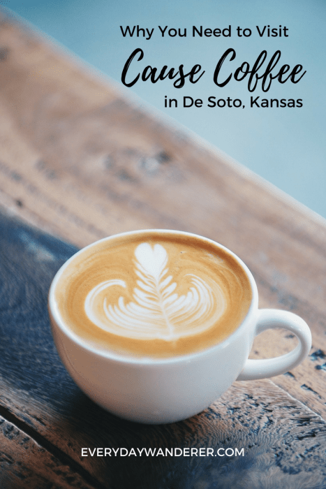 Cause Coffee A Coffeehouse With A Cause In De Soto Kansas Genealogy Community Coffee Fair Trade Coffee Brands