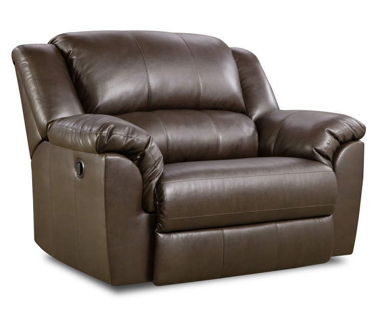 Simmons Cordova Espresso Cuddler Recliner Furniture Recliner