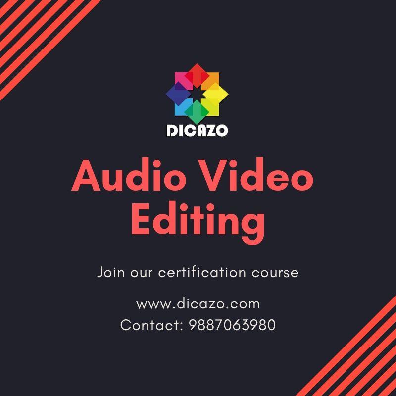 Audio & Video Editing Training in Jaipur, Classes, Courses