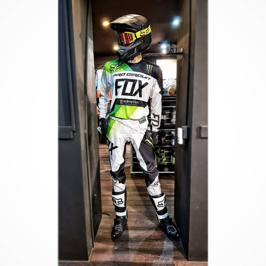 e52c2460b2a12 Fox 360 Monster Pro Circuit LE Gearsets Availaible now at XClub leading  stores! #xclubmalaysia #xtremerated #foxracing #360 #draftr #gearsets #2018  #mx18