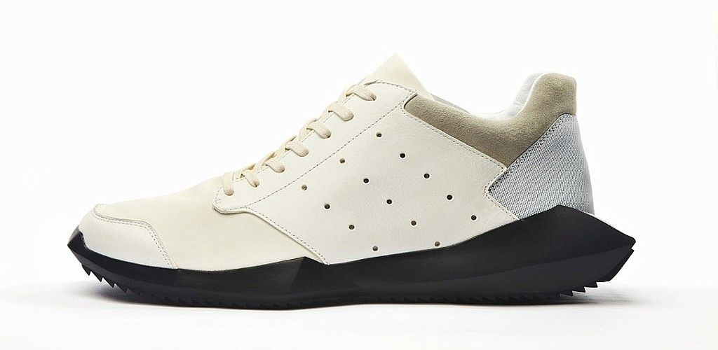 Tech Runner by Rick Owens for Adidas   GBlog