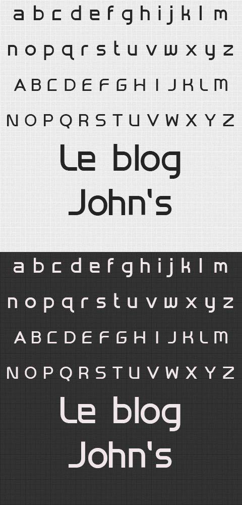 gratuit  u2013 10 typographies tendances pour graphistes