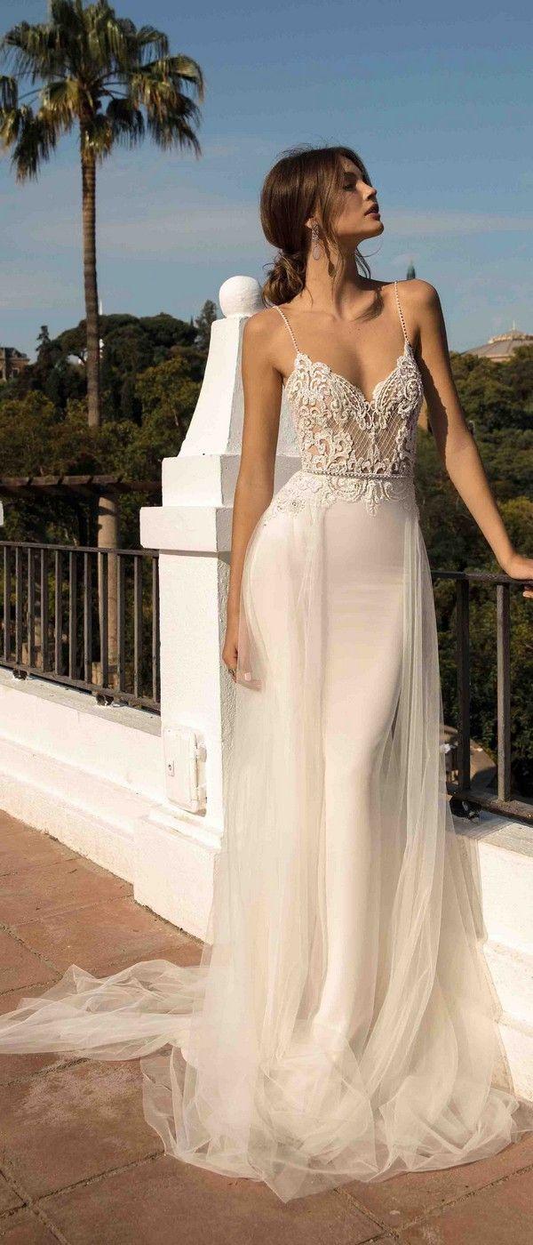 Muse by Berta 2019 Wedding Dresses-Barcelona Collection - EmmaLovesWeddings #bertaweddingdress