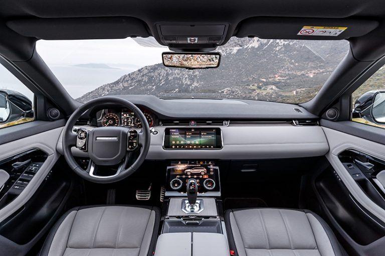 2020 range rover evoque review: minimalist design meets masterful performance