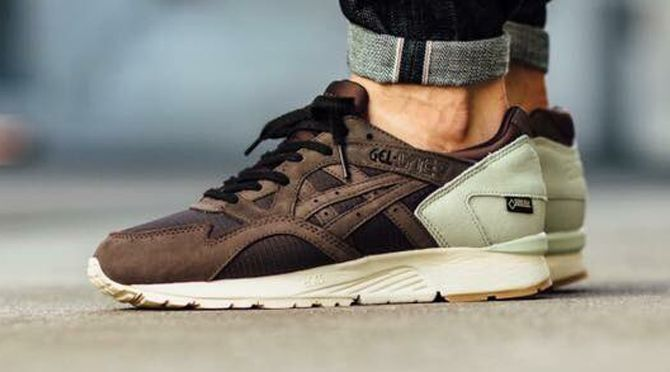 Saint Alfred Made A Pair Of Asics Honoring Chicago Asics Asics