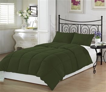 Best Comforter Material ivy union comforter in cypress army green, it's like a jungle