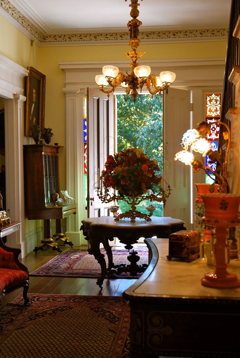 Gone With The Wind Style Alabama Home