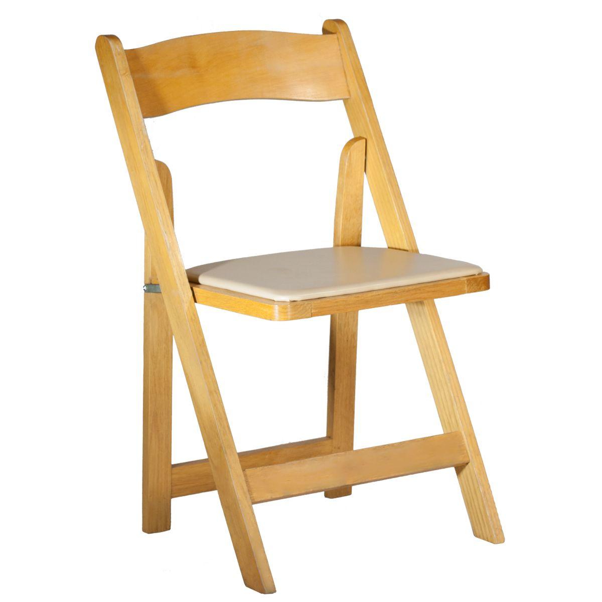 Hochzeit Klapp Stuhle 6 Klappstuhle Costco Gepolsterten Holz