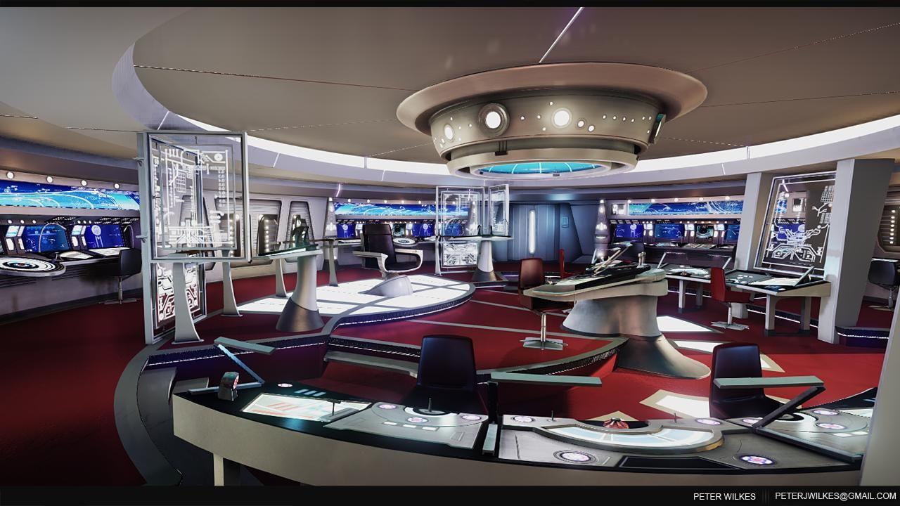 Star Trek Bridge With Images Star Trek Bridge Star Trek Trek