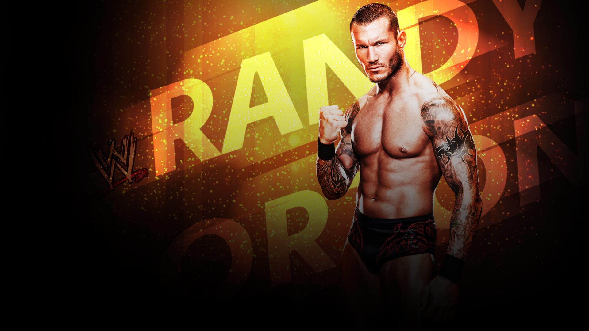 Randy Orton Hd Photo