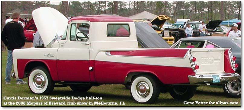 1956 or 57 Dodge Sweptline I'm in !   Dodge sweptline ...