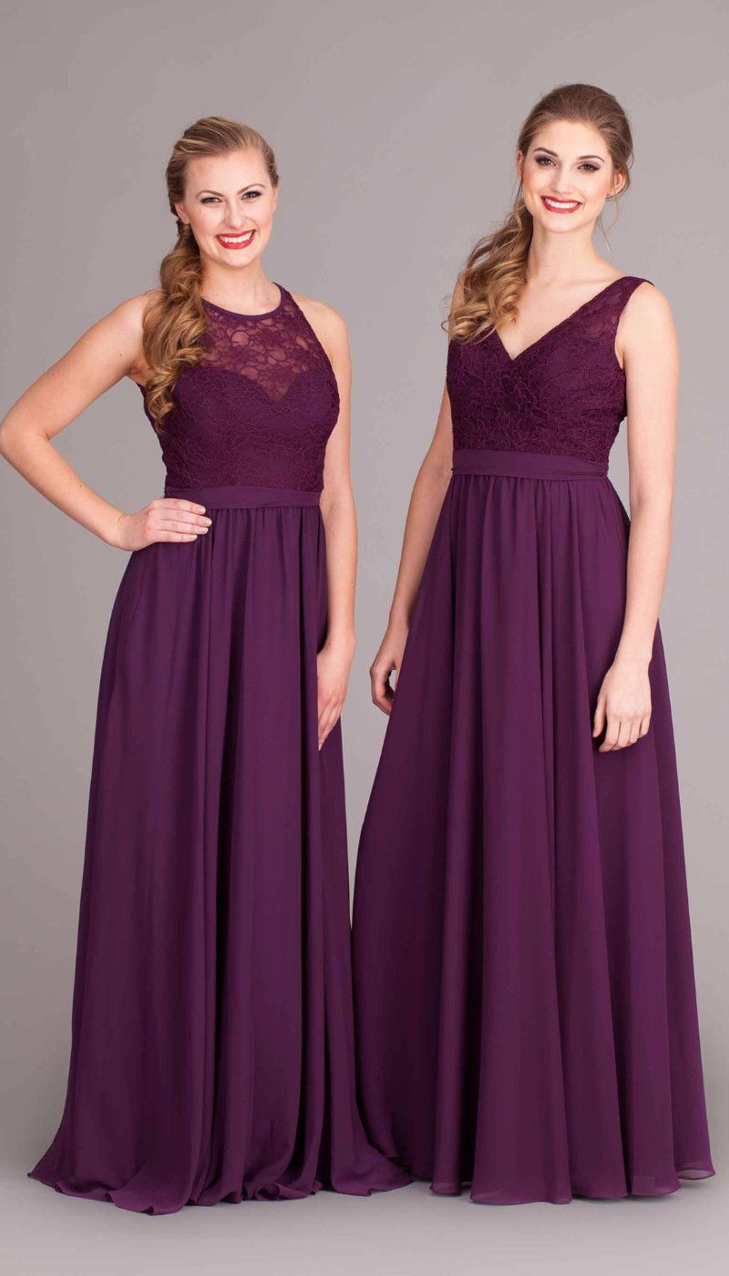 3d461f5c49 Delilah in 2019 | My dream wedding | Bridesmaid dresses, Purple ...