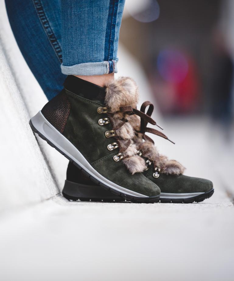 Warme Winterschuhe für Damen Für kuschelig warme Füße im