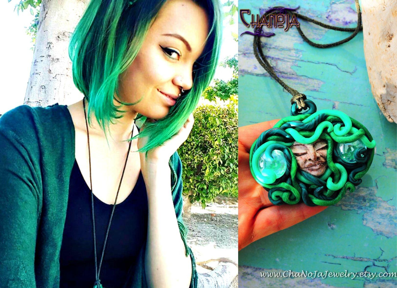 Happy casey from australia the fairy medusa pendant spoke to her