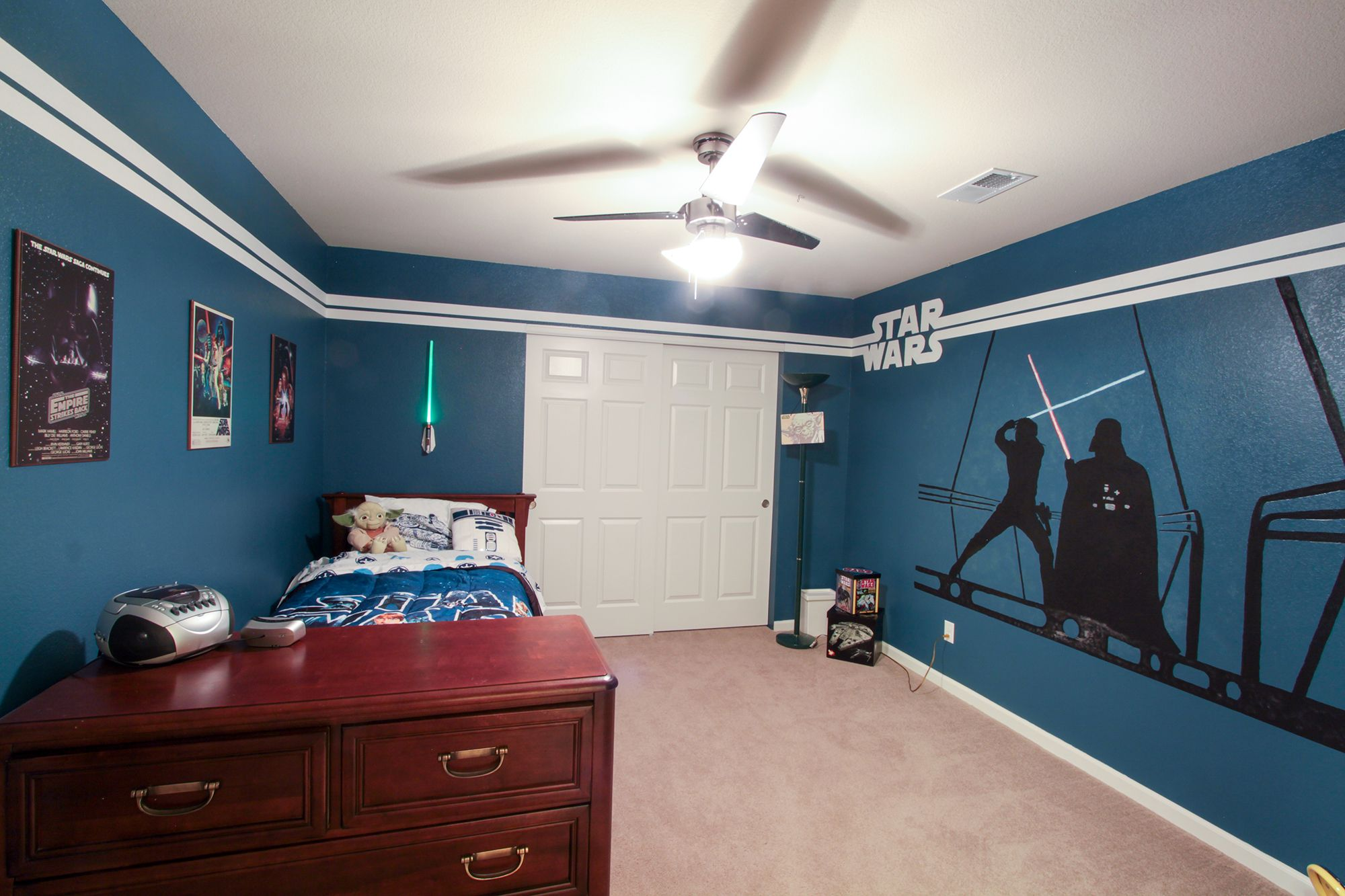 Star Wars Bedroom Paint Colours Google Search Star Wars Room Decor Star Wars Bedroom Star Wars Room