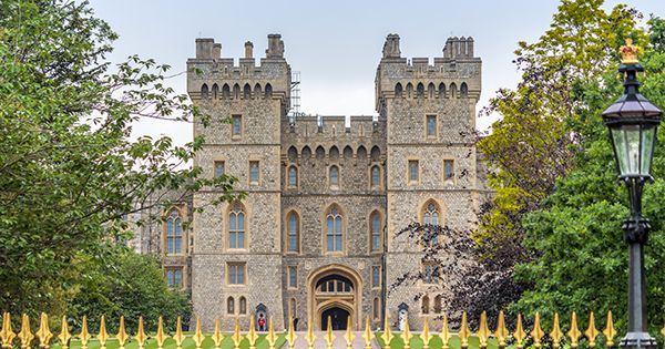 Enjoy a Virtual Tour of Windsor Castle - PureWow
