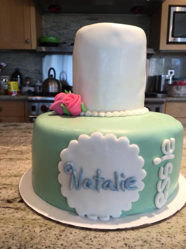 Nail Polish Birthday Cake My Cakes Pinterest Cake Birthday