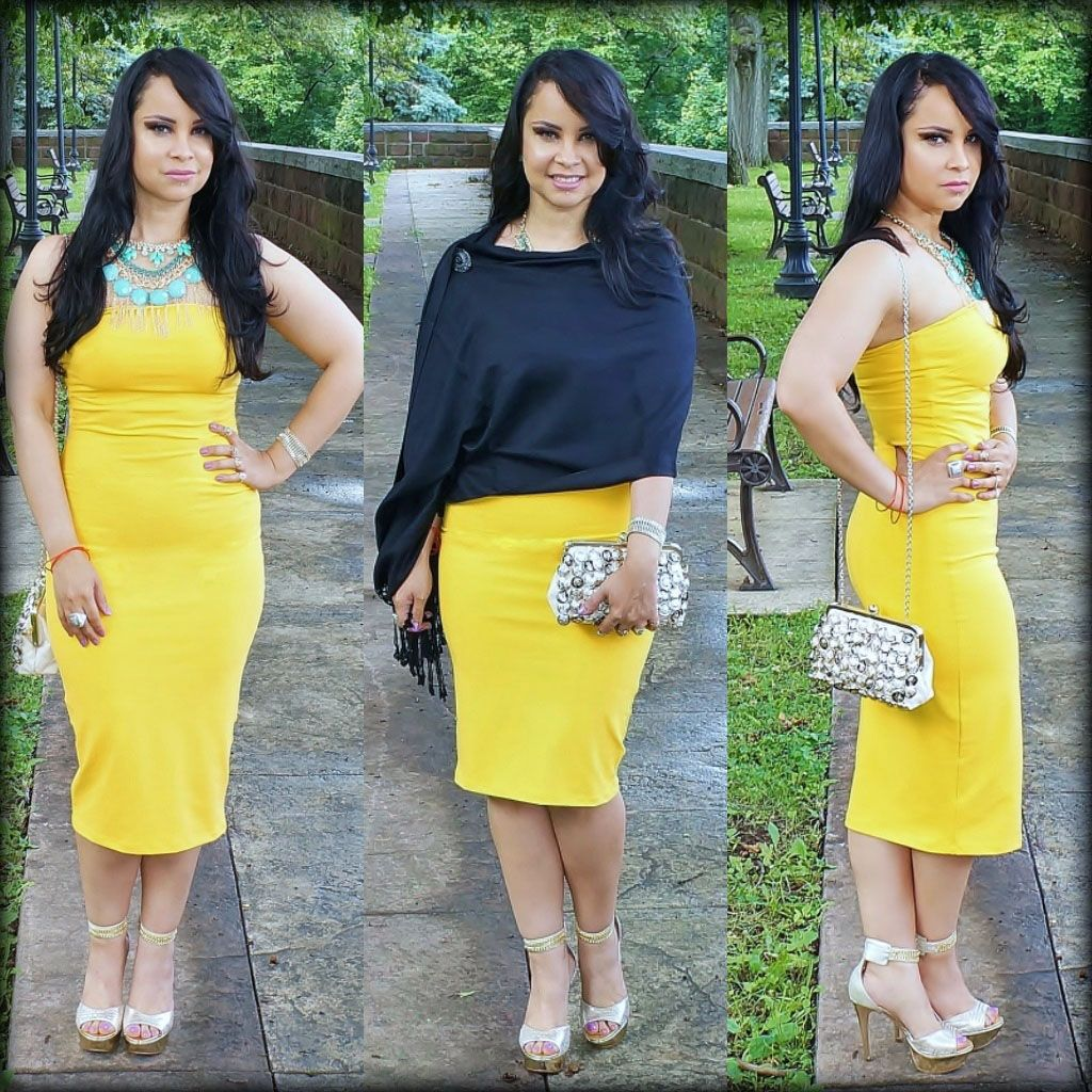 Check Out This Wedding Guest Look Perfect To Wear On A Lovely