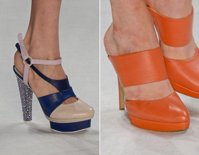 Trend alert: meia-pata aparece em desfiles dos primeiros dias de Fashion Rio