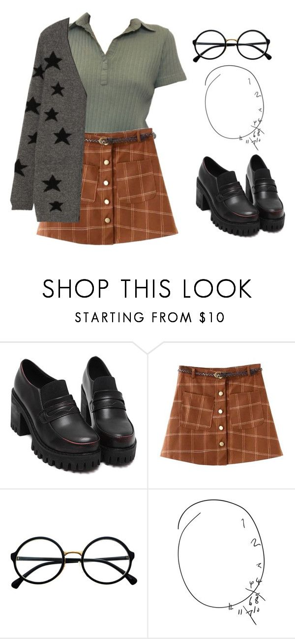 """Untitled #4824"" by lbenigni ❤ liked on Polyvore featuring Chicnova Fashion, Retrò and Chinti and Parker"