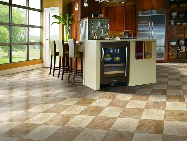 Easy Clean Kitchen Flooring Options