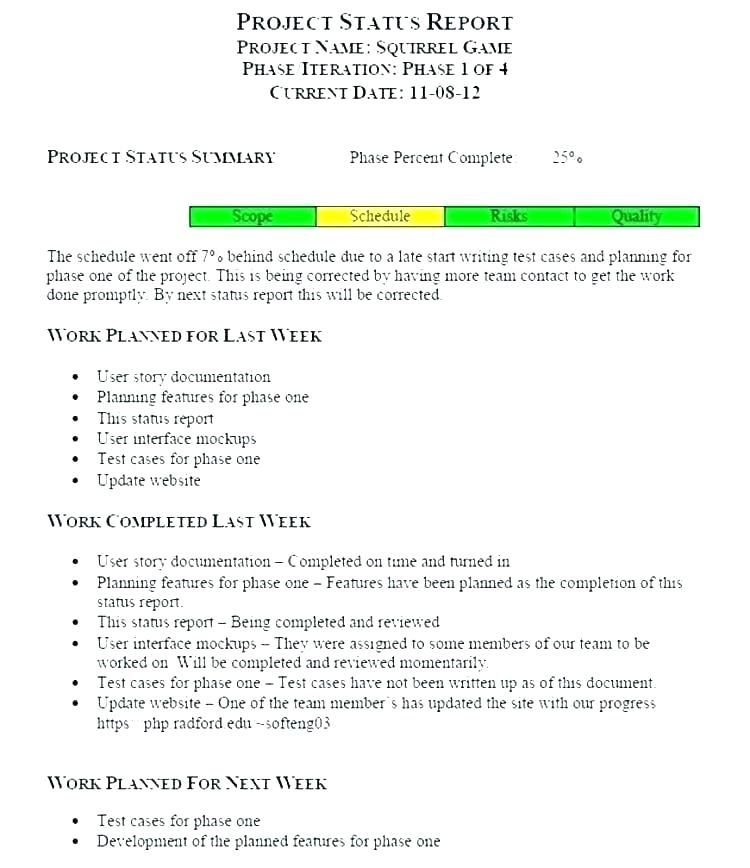Engineering Report Template Technical Writing Format Sample Report Format Template Incident Rep Report Writing Template Technical Writing Project Status Report