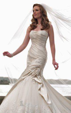 3rd time wedding dresses