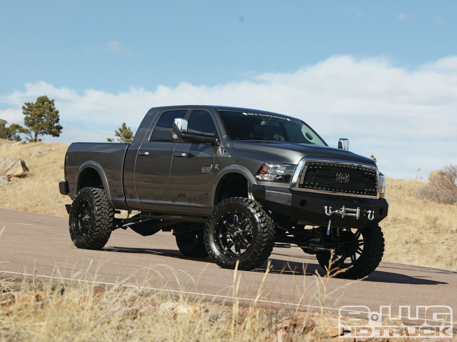 mega cab 2012 dodge ram 2500 mega cab - 2015 Dodge Ram 2500 Mega Cab Lifted Interior