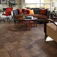 Traditional Living® Aged Steel Premium Laminate Flooring   Samu0027s Club For  The Kitchen?
