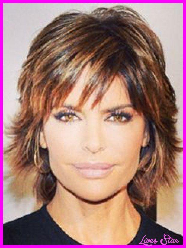 Cool Lisa Rinna Haircut Photos Lives Star Pinterest Lisa Rinna