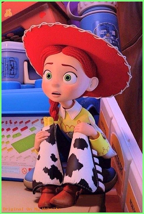 Wallpaper Iphone Disney Jessy Disney Pizar Toy Story Disneyiphonewallpaperbeautyandth Jessie Toy Story Disney Toys Disney Cartoons