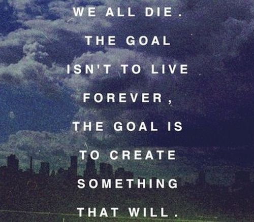 Quote For The Dead: Inspirational Death Quotes Image Inspirational Death
