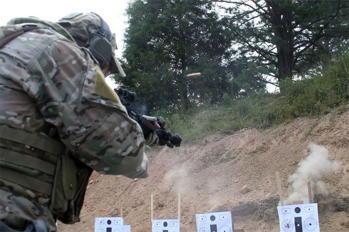 AAR: Jason Falla (Redback One) 2-Day Advanced Tactical Carbine, Aug 13 & 14, Highview, WV - AR15.Com Mobile
