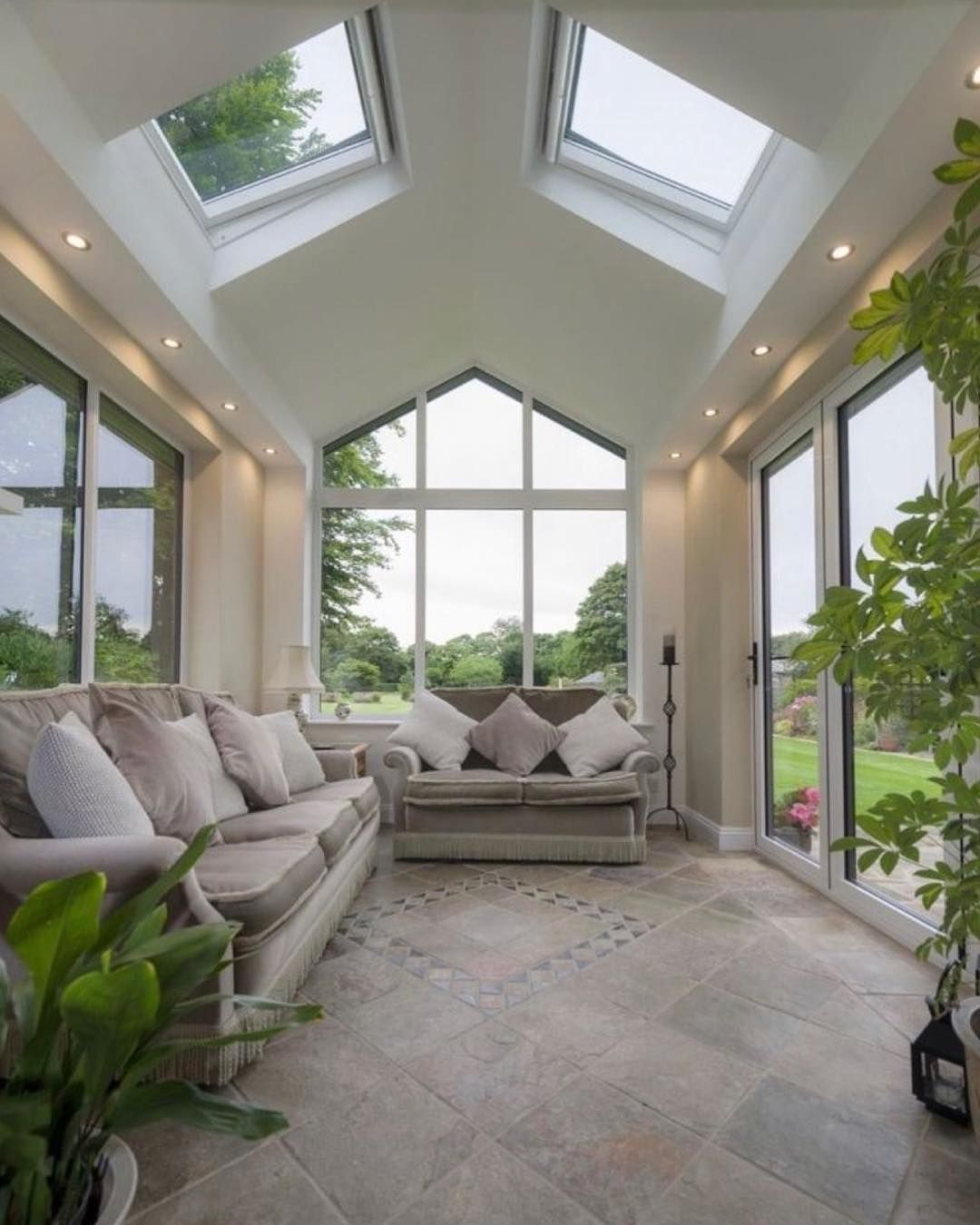 New The 10 Best Home Decor With Pictures Sunroom Design Sunroom Room Space Interiors Skylight Inter Arsitektur Arsitektur Rumah Arsitektur Modern