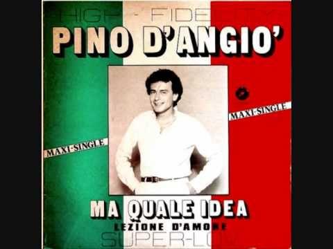 Pino D Angio Ma Quale Idea Mixed By Dj Carlos Duran Brazil Duran Dj My Music