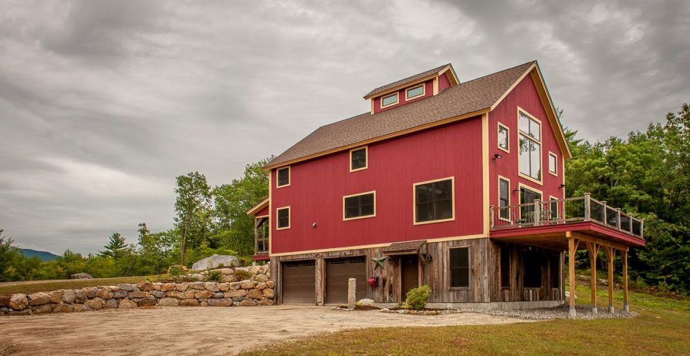 Small Barn House Boulder Meadows Is Grand
