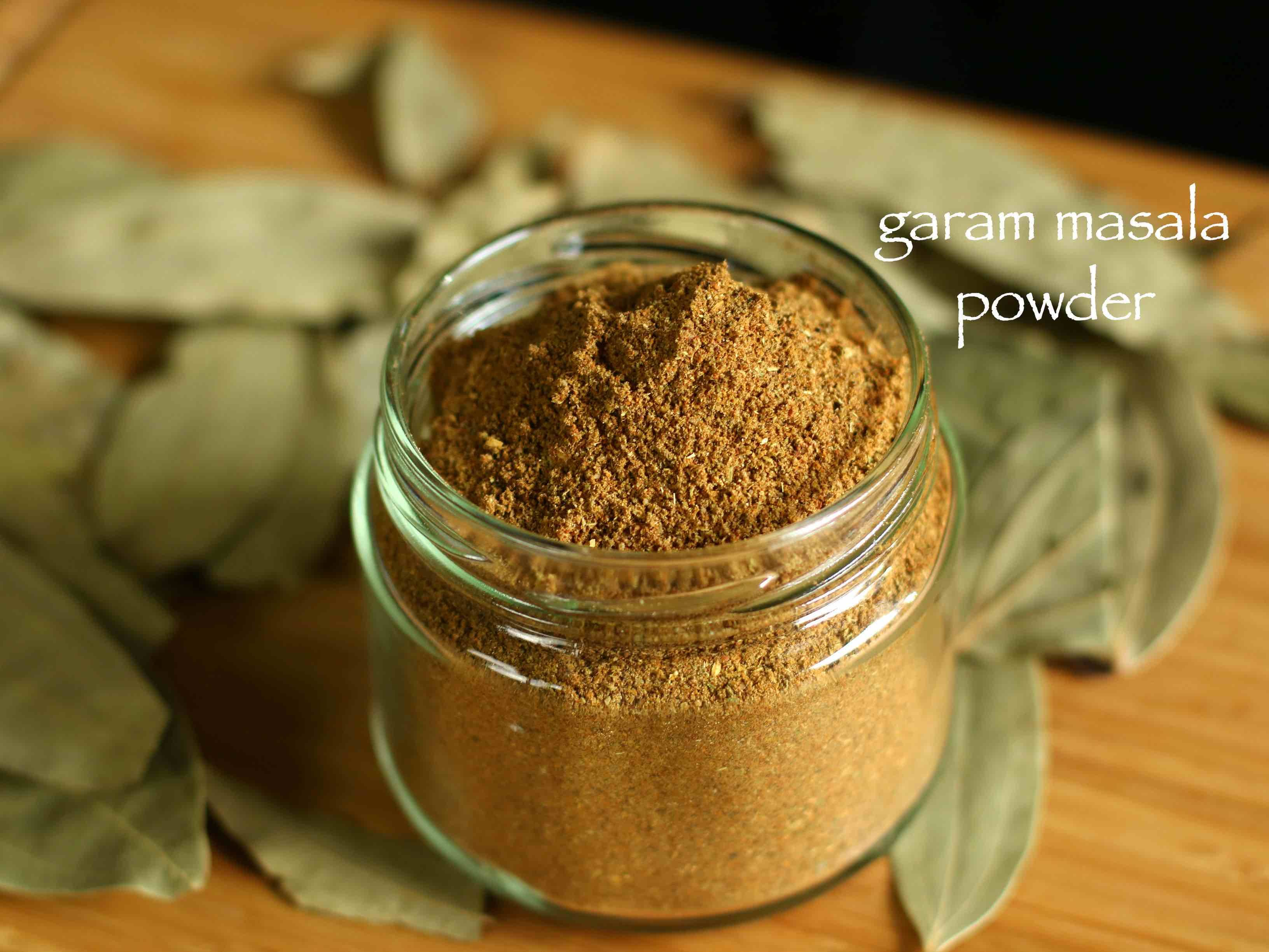 Garam masala recipe garam masala powder homemade garam masala with garam masala recipe garam masala powder homemade garam masala with step by step photo forumfinder Images