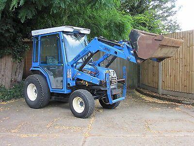 Iseki compact garden tractor 3 cylinder diesel lewis loader digger low hr No vat https://t.co/eSnTU1C3cK https://t.co/LXuKh2Bqvh