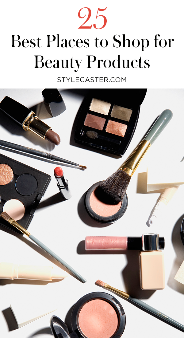 Stylecaster Best Places To Buy Beauty Products Best Beauty Stores Best Makeup Stores Where To Buy Makeup Wher Makeup To Buy Buy Skincare Makeup Store