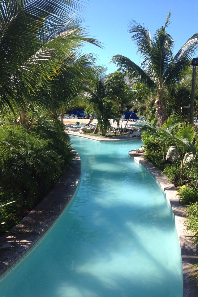 My Sister And I Will Love The Lazy River On The Beaches