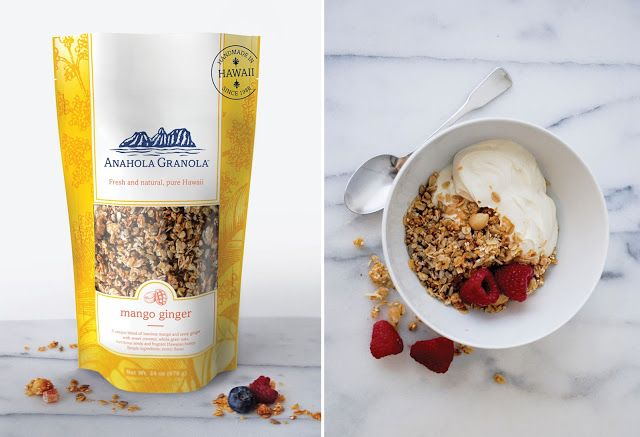 Before & After: Anahola Granola on Packaging of the World - Creative Package Design Gallery