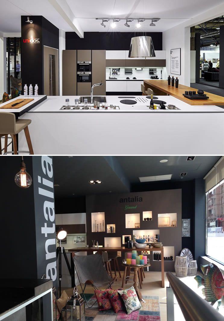 Nuevo showroom de antalia en Valladolid! #muebles #cocina ...