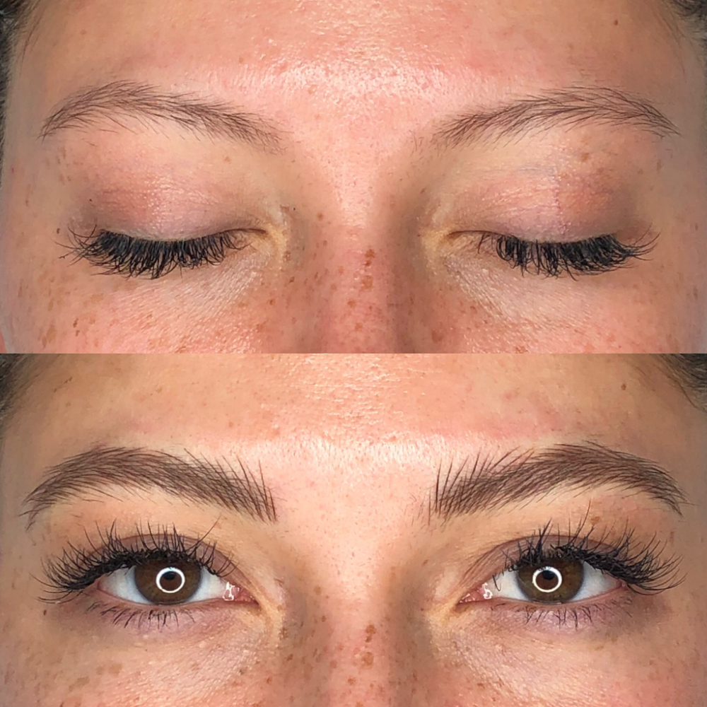 Microblading Before & After   Sage Cosmetic Tattoo ...