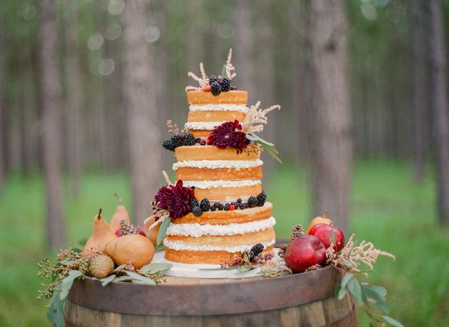 TARTAS CON SABOR A OTOÑO | Popelin | Happy Weddings