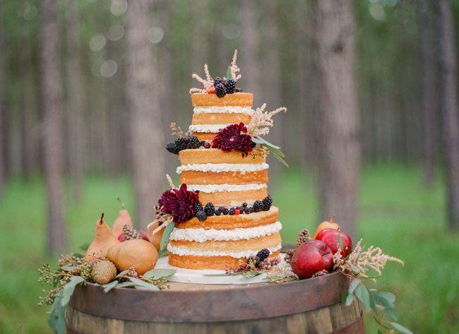 TARTAS CON SABOR A OTOÑO | Popelin | Happy Weddings