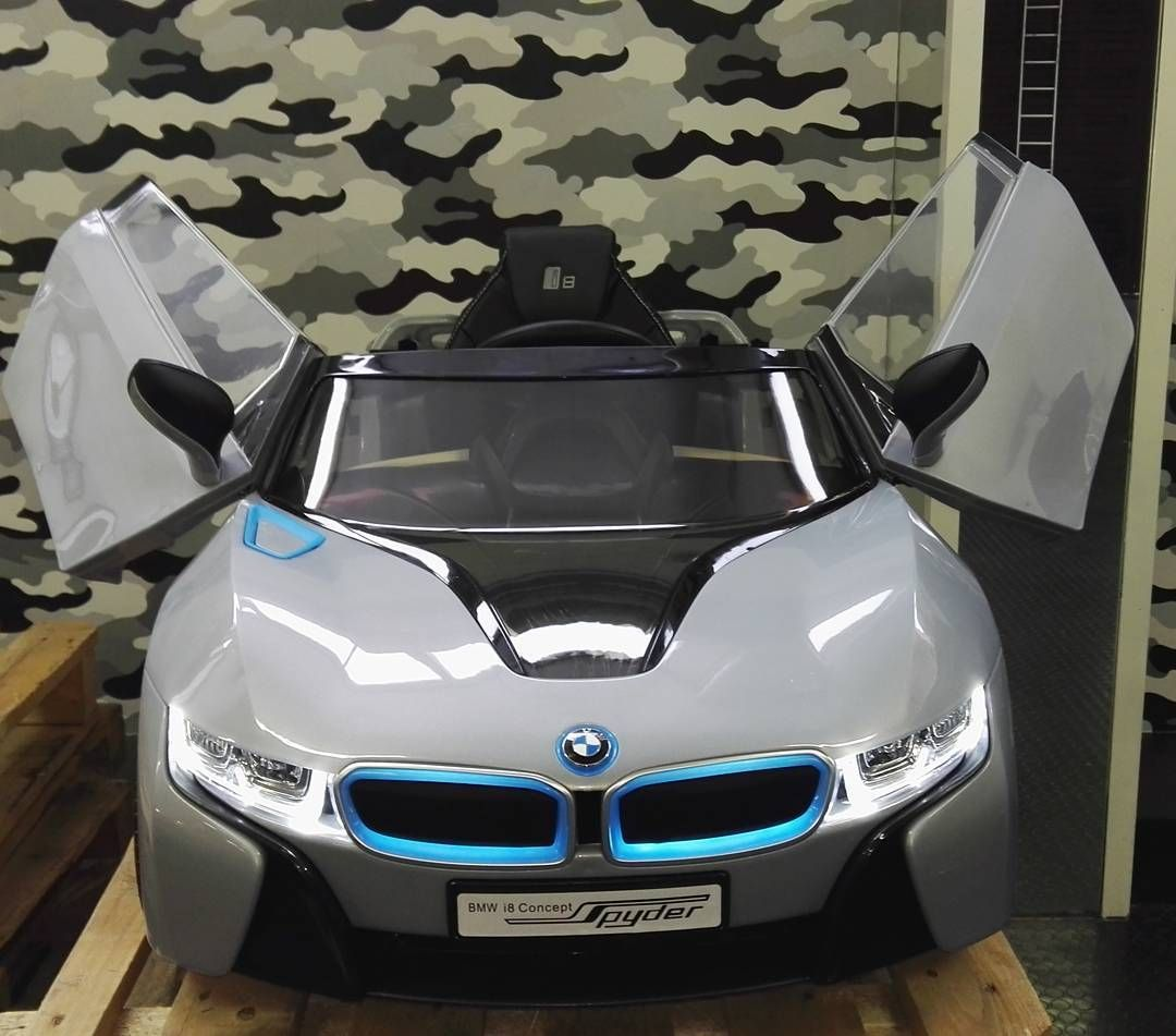 Bmw I8 Elektrische Kinderauto Ride On Car Power Wheels Amsterdamn